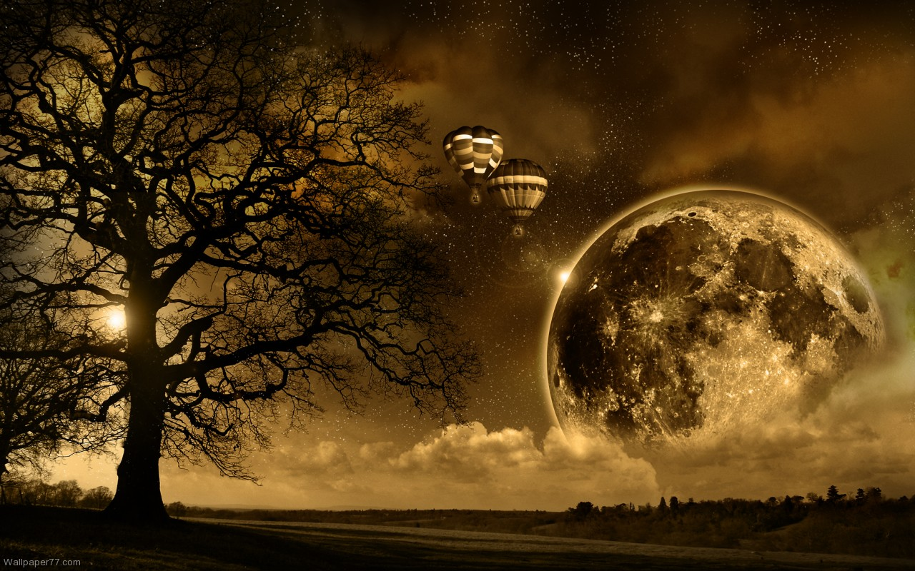 Hd wallpapers orbit earth space fantasy wallpaper dream 1280800 full size is 1280 800 pixels voltagebd Choice Image